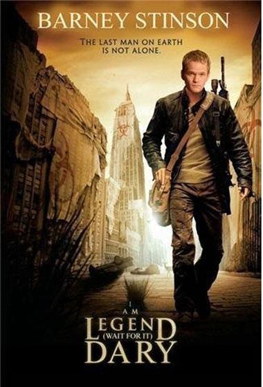 I Am Legend - Barney Stinson - Wait For It!