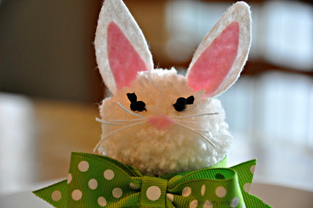 Easter Crafts with Baby Food Jars