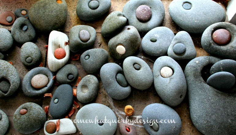 Objects Found In Rocks Somewhat Quirky:...