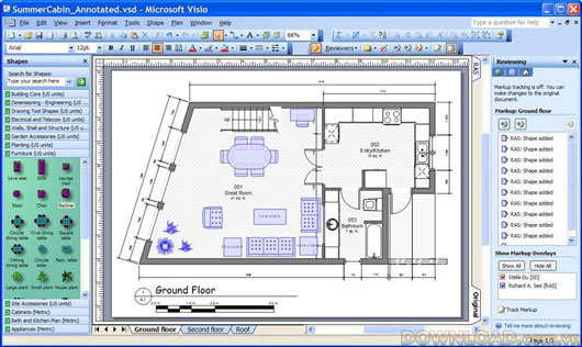 Download Microsoft Visio 2003 Full Programing Software