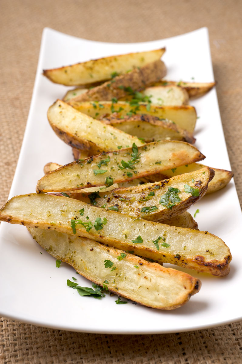 Sugar & Spice by Celeste: Greek Potatoes with Lemon Vinaigrette