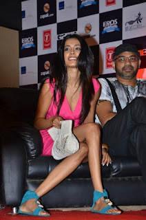 WWW..BLOGSPOT Bollywood Tollywood Indian Actress Sarah Jane Dias  at Game Film Event Picture Stills Gallery 0002