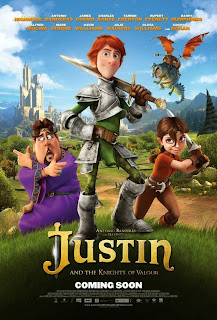 Watch Justin and the Knights of Valour (2013) movie free online