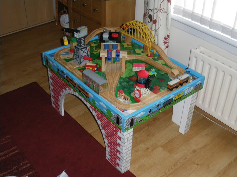 Just Visiting...: Toys of Christmas Past - Part 9 - Thomas The Tank ...