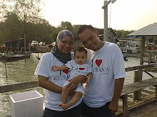 Me,En Hubby n My Little Princess