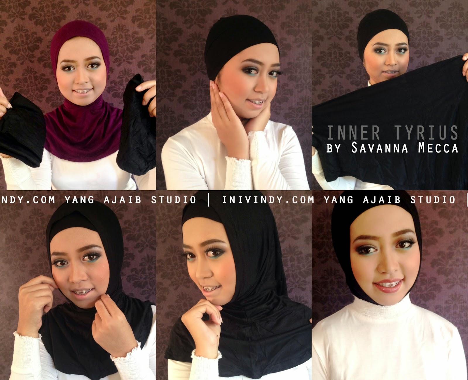 Ini Vindy Yang Ajaib Dueto Hijab Tutorial Menggunakan Inner