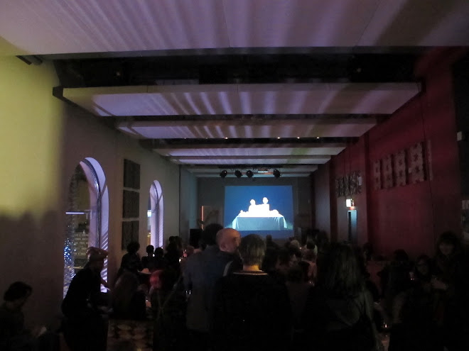 "screening of ""Feast"" for London short film festival/Hackney Picturehouse"