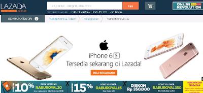 Situs Toko Belanja Online Terpercaya Terbaik di Indonesia