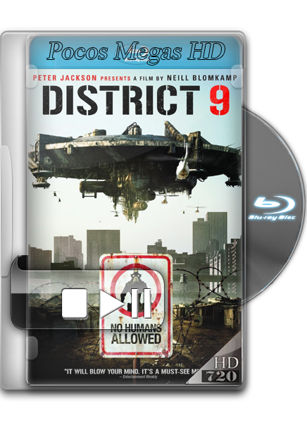 Districto 9 [BrRip 720p] [Audio Dual] [Latino/Ingles 5.1] [Año 2009]