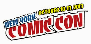 NYCC Oct 10 - 13 2013