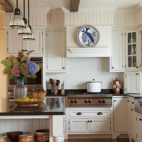 Farmhouse kitchen with a twist my special place - Modelos de cocinas pequenas y sencillas ...