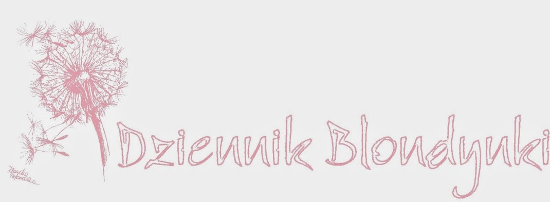 Dziennik Blondynki ;)