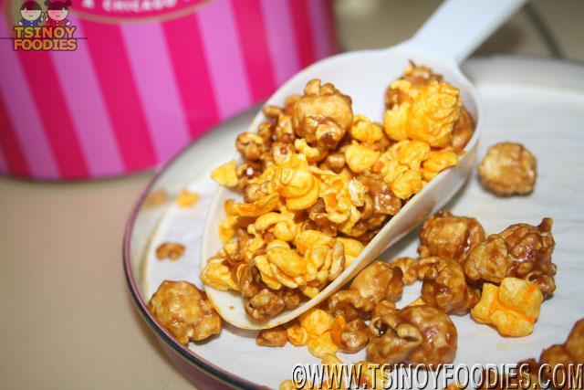 garrett popcorn shop chicago mix