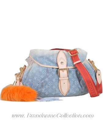 LOUIS VUITTON HANDBAG PURSE BLOG  Louis Vuitton Monogram Denim Sunshine Bag  - Blue  116.80 54c66bfb71