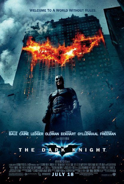 The Dark Knight 2008 720p Hindi Dubbed BRRip Dual Audio