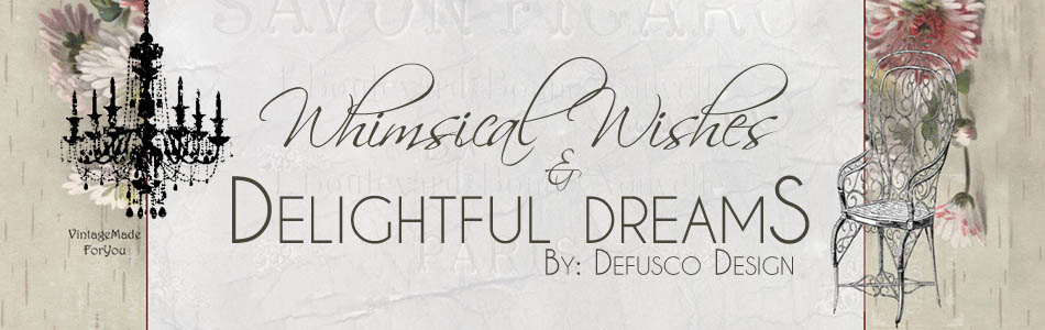 Whimsical Wishes and Delightful Dreams By Defusco Designs