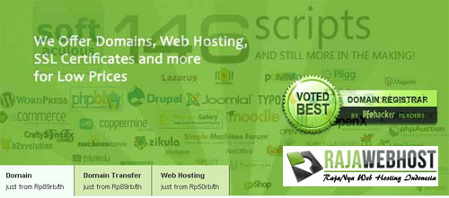Mau Bikin Website + Hosting Murah AbizZ? Ke Rajawebhost.com aja!