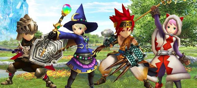Final Fantasy Explorers, noticias de videojuegos
