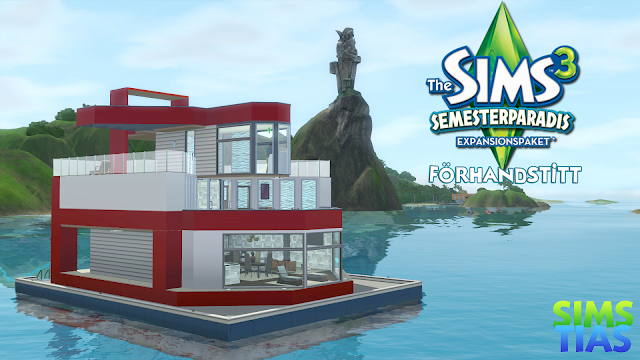 the sims 3 semesterparadis
