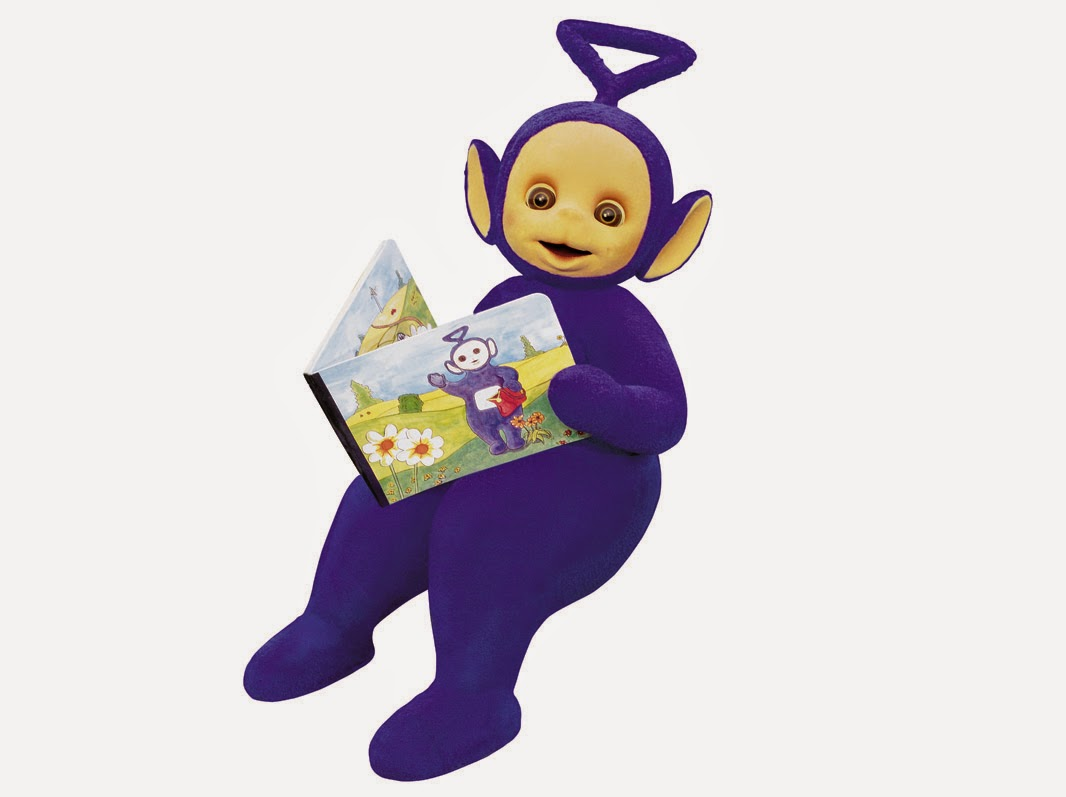 Cartoon Characters: Teletubbies