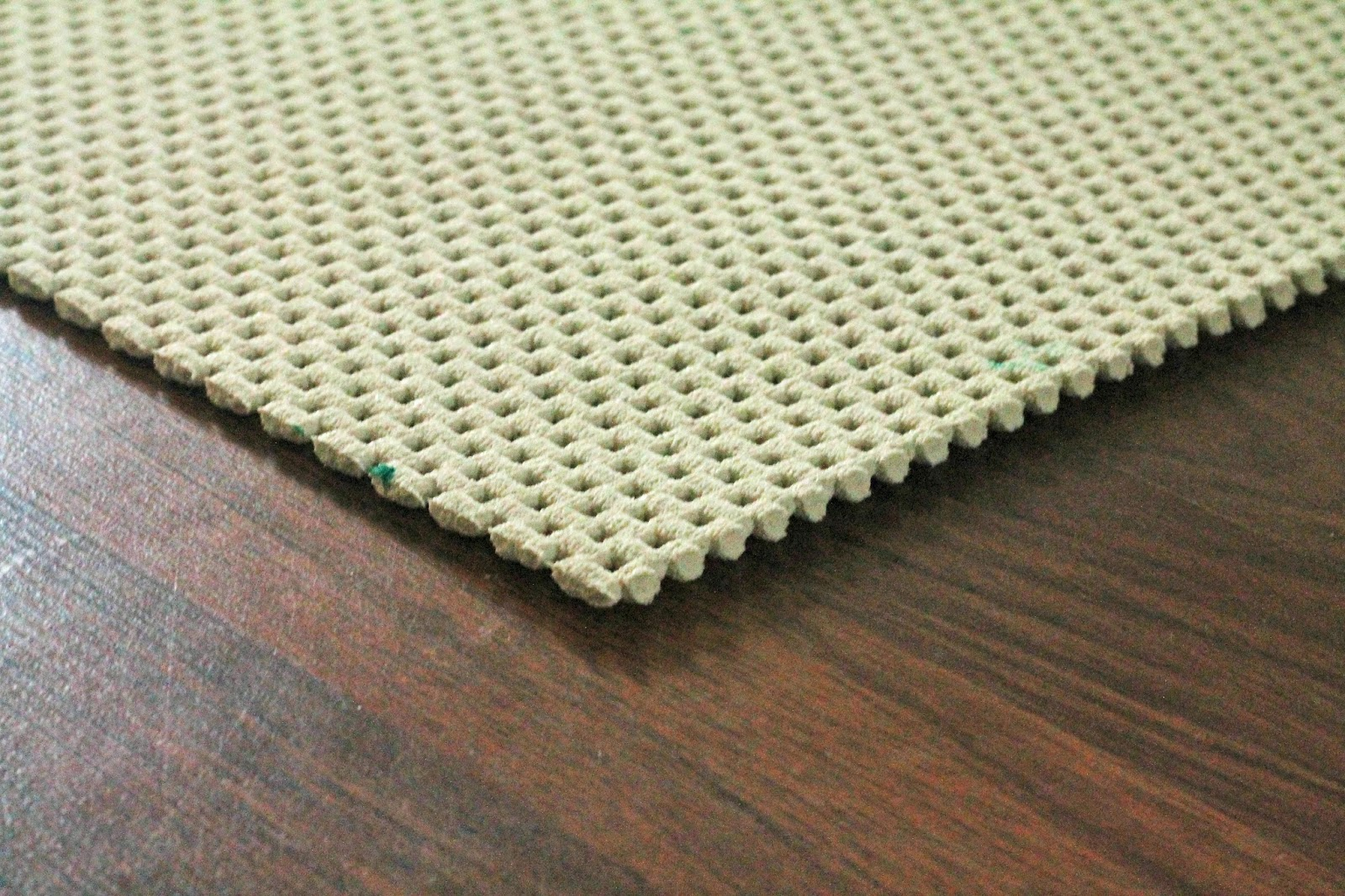 Burlap And Lace Rug Update And A Review