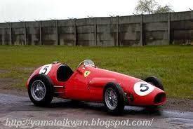 Mobil Formula1 Ferrari th 1952