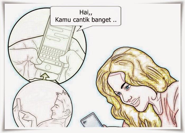 Kumpulan SMS Romantis Untuk Merayu Cewek