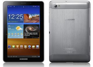 Samsung galaxy Tab 7.7 2012