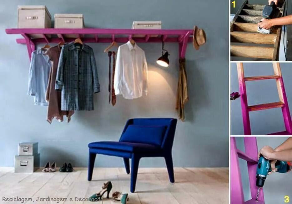 id es fait main comment faire un dressing pas cher et original. Black Bedroom Furniture Sets. Home Design Ideas