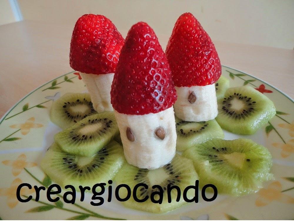 Giochiamo con la frutta