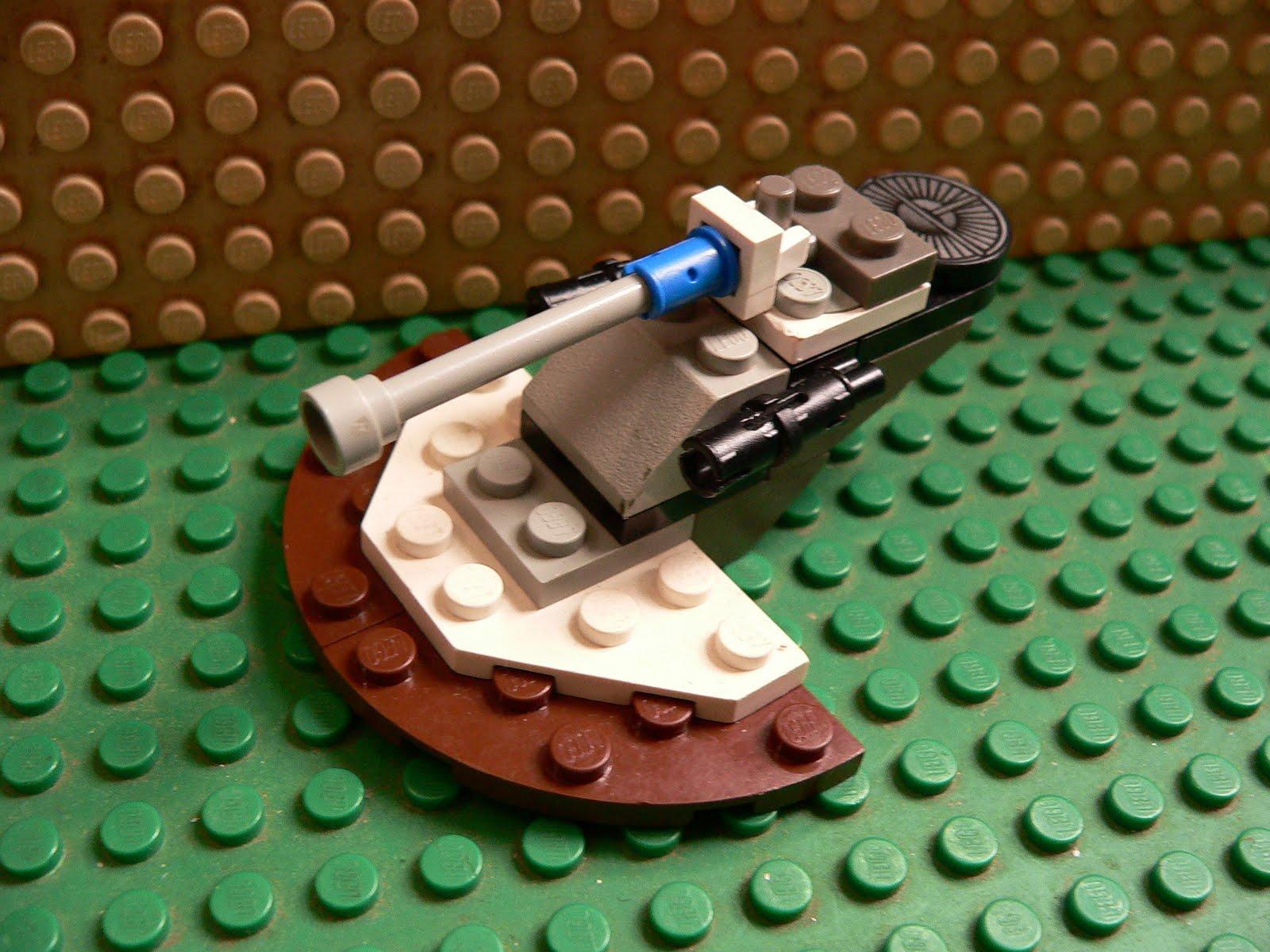 Crazy LEGO Creations
