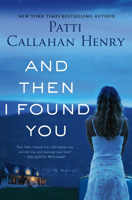 And Then I Found You Cover