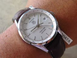 TAG HEUER CARRERA TWIN TIME - AUTOMATIC