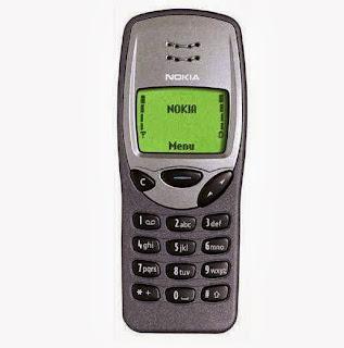 gambar Nokia 3210