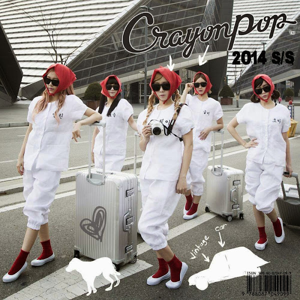 Crayon Pop Uh Ee Cover