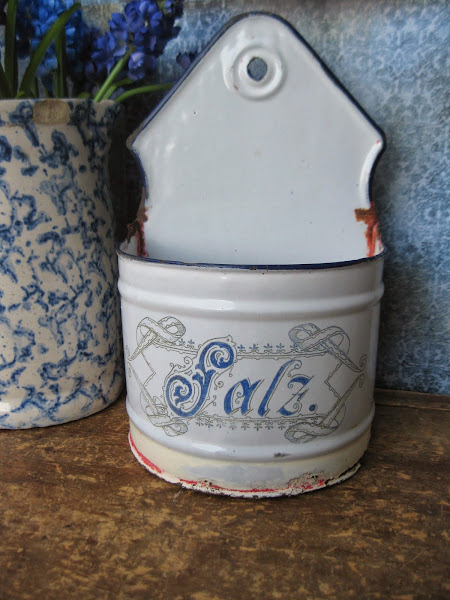 Salt Box-- a little german-y