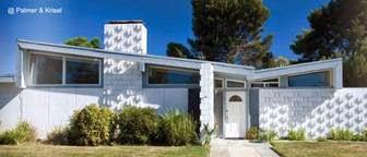 Casas modernas americanas Mid Century
