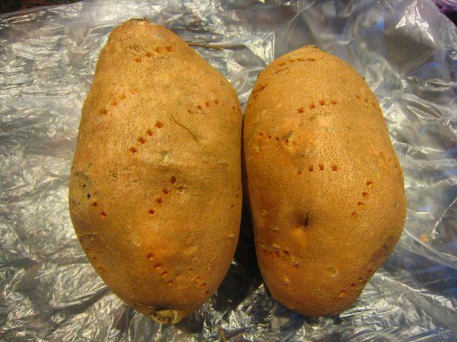 Spirals Amp Spatulas Mashed Sweet Potatoes