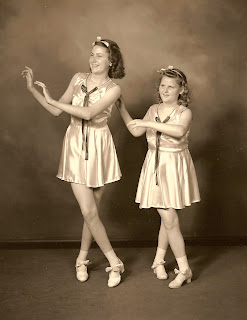 tap dance Ohio 1940s