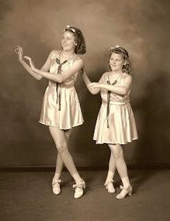 tap dance Ohio 1940s