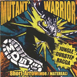 「MUTANT WARRIOR」from PART2STYLE  1575円
