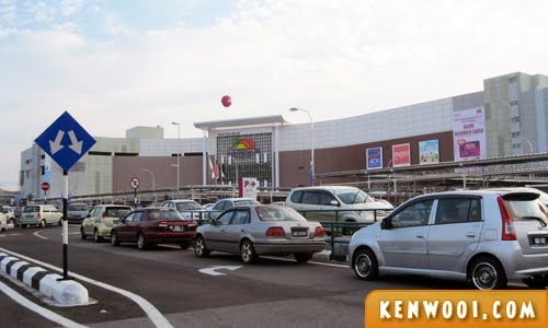 aeon station 18 shopping mall