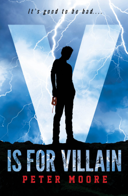 Vi is for Villian by Peter Moore