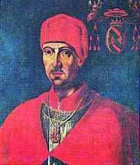 El gran cardenal y los Reyes católicos