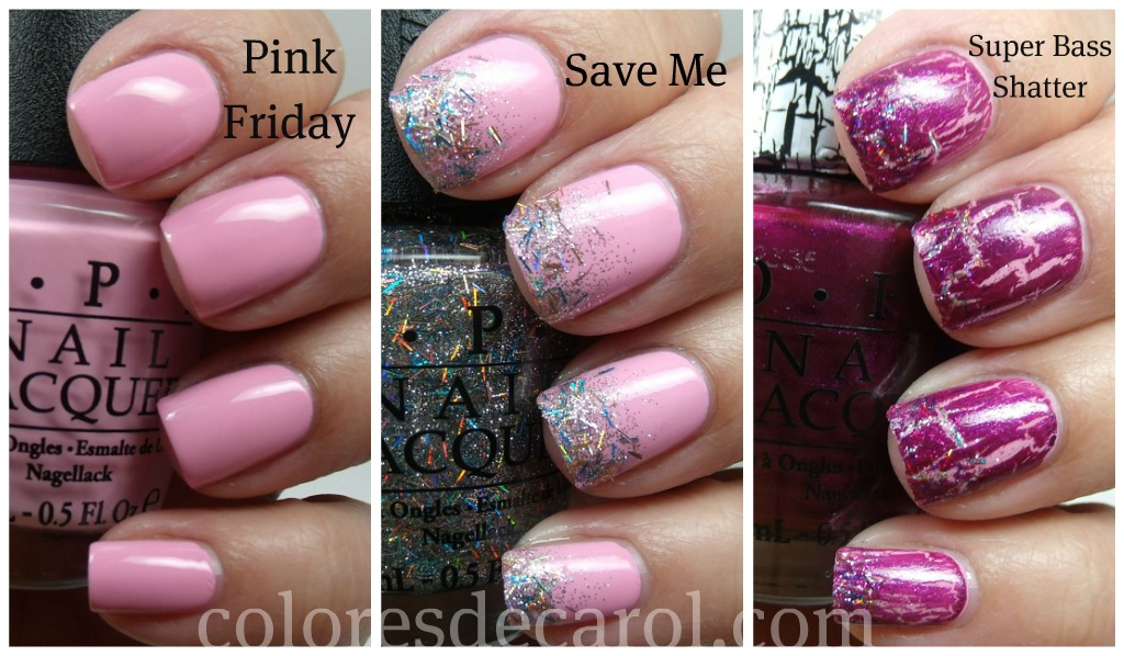 Colores de Carol: OPI Nicki Minaj - Pink Friday