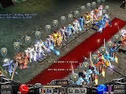 Công thành chiến-sự kiện lớn trong game Mu Online