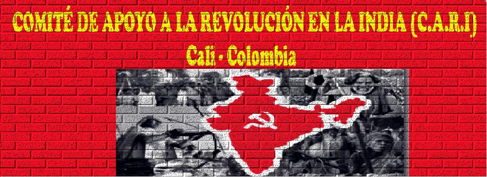 Comité de Apoyo a la Revolución en la India - Cali