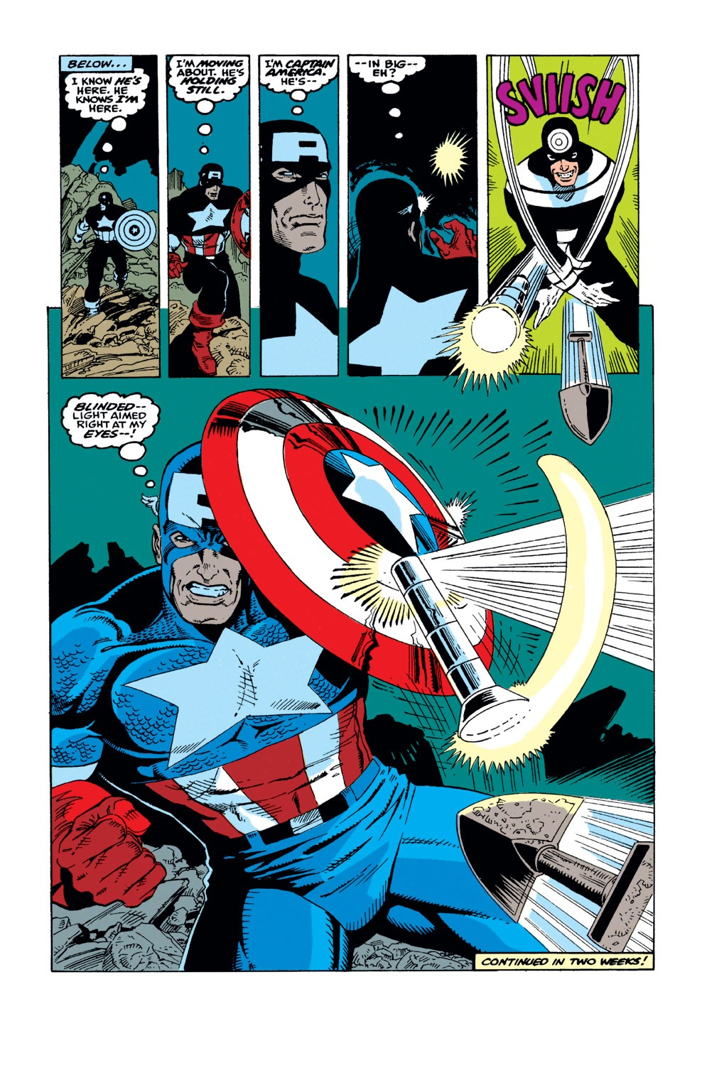 Captain America (1968) Issue #373 #306 - English 18