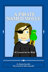 NOW AVAILABLE ON AMAZON - A PIRATE NAMED MOLLY