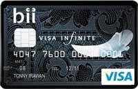 kartu kredit bii maybank visa infinite